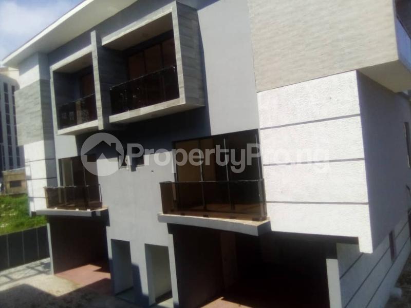4 bedroom Semi Detached Duplex for rent Parkview Estate Ikoyi Lagos - 1