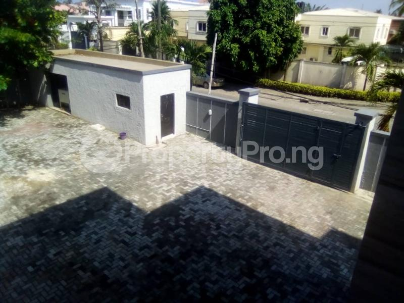 4 bedroom Semi Detached Duplex for rent Parkview Estate Ikoyi Lagos - 4