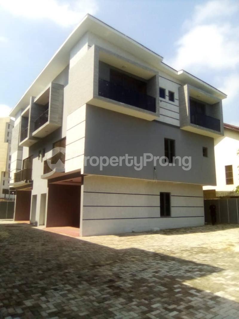 4 bedroom Semi Detached Duplex for rent Parkview Estate Ikoyi Lagos - 2