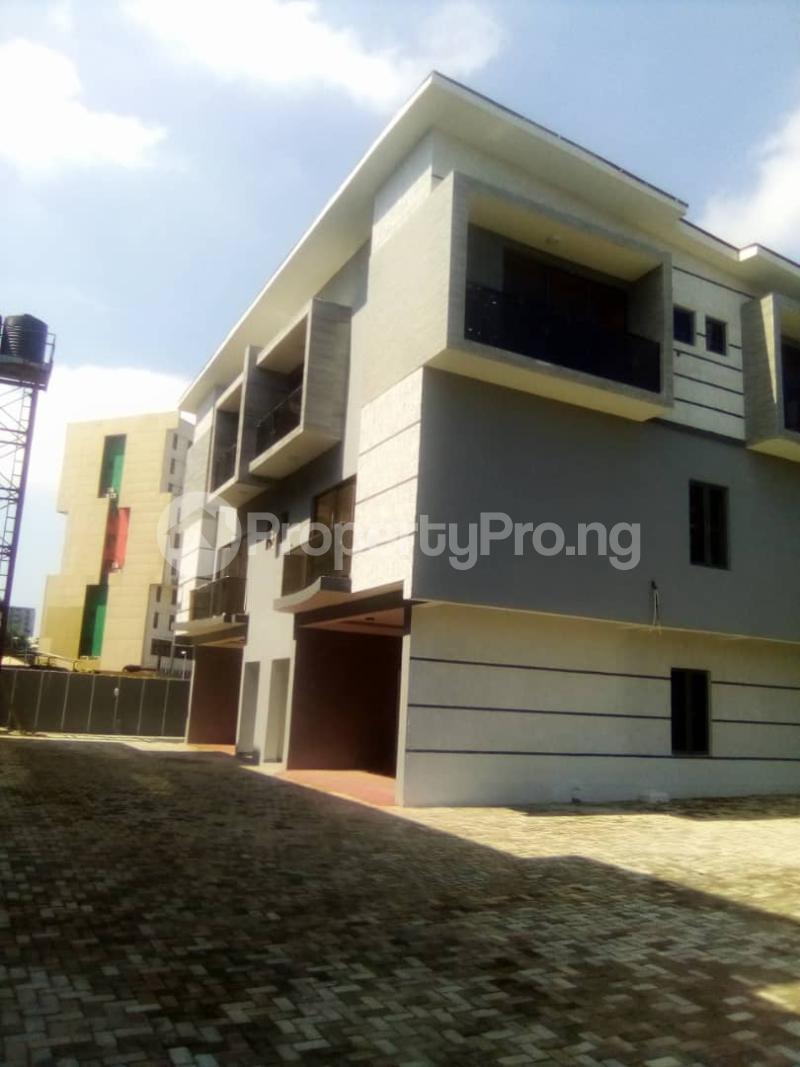 4 bedroom Semi Detached Duplex for rent Parkview Estate Ikoyi Lagos - 0
