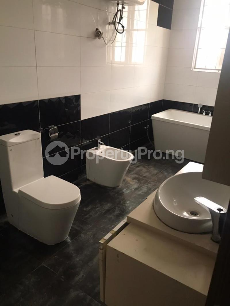 3 bedroom Massionette for rent Gaduwa Abuja - 12