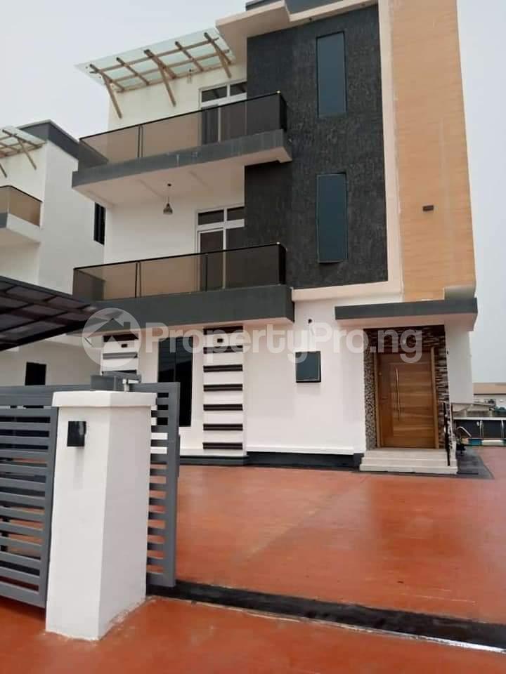 5 bedroom Detached Duplex House for sale Lakeview Estate, Opposite Eleganza Lekki Lagos - 5