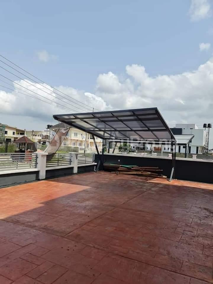 5 bedroom Detached Duplex House for sale Lakeview Estate, Opposite Eleganza Lekki Lagos - 2
