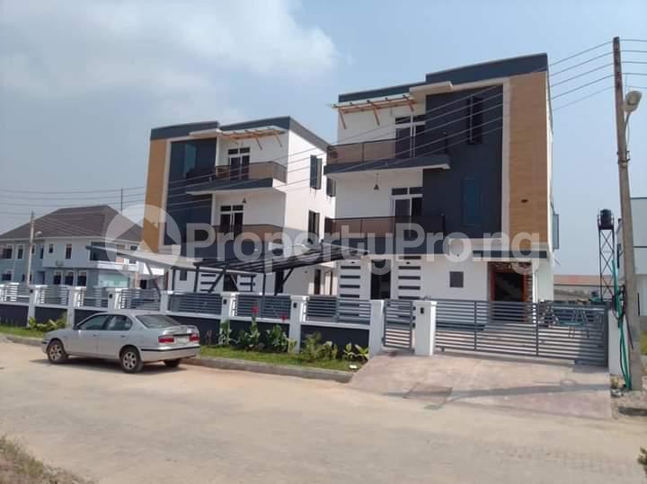 5 bedroom Detached Duplex House for sale Lakeview Estate, Opposite Eleganza Lekki Lagos - 3