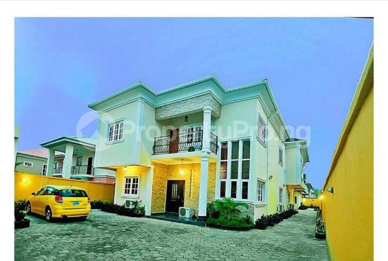4 bedroom Detached Duplex House for shortlet VGC Lekki Lagos - 1