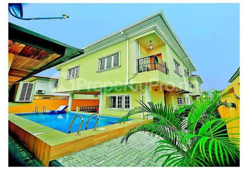 4 bedroom Detached Duplex House for shortlet VGC Lekki Lagos - 0