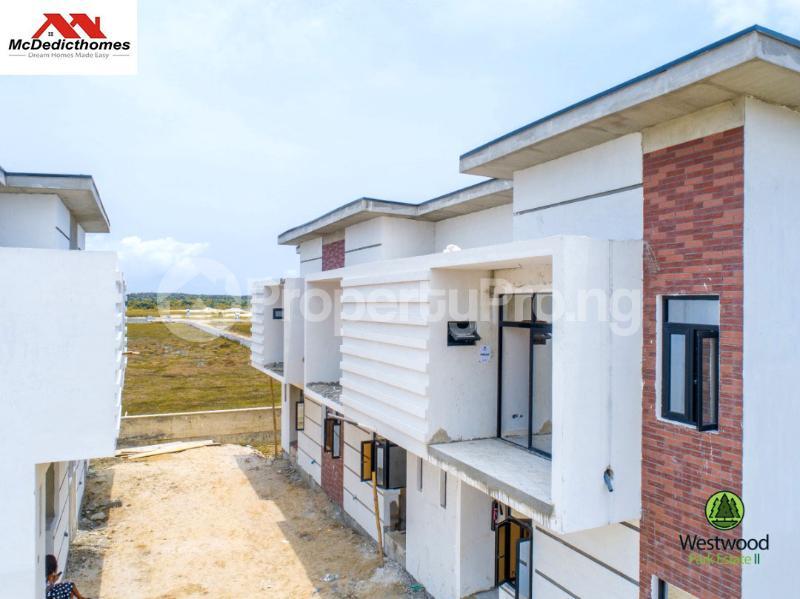 1 bedroom mini flat  Blocks of Flats House for sale Monastery road Sangotedo Lagos - 1