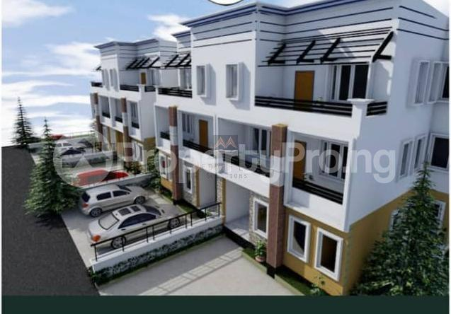 4 bedroom Terraced Duplex House for sale Jabi Airport Road Jabi Abuja - 0