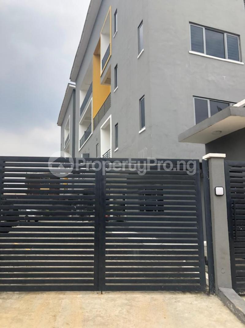 4 bedroom Flat / Apartment for rent Atunrase Estate Gbagada Atunrase Medina Gbagada Lagos - 14