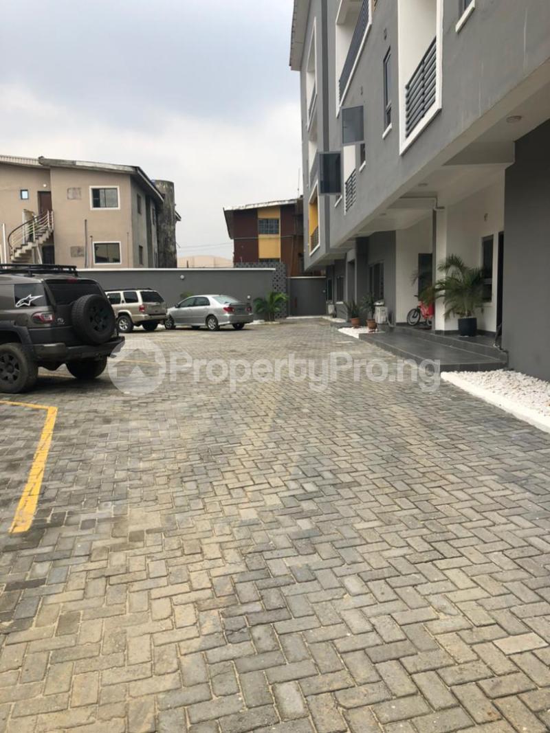 4 bedroom Flat / Apartment for rent Atunrase Estate Gbagada Atunrase Medina Gbagada Lagos - 12