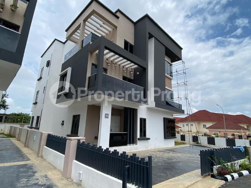 House for sale Kstempe District Katampe Main Abuja - 7