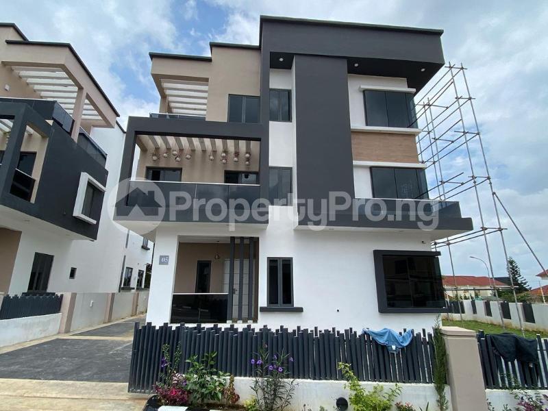 House for sale Kstempe District Katampe Main Abuja - 0