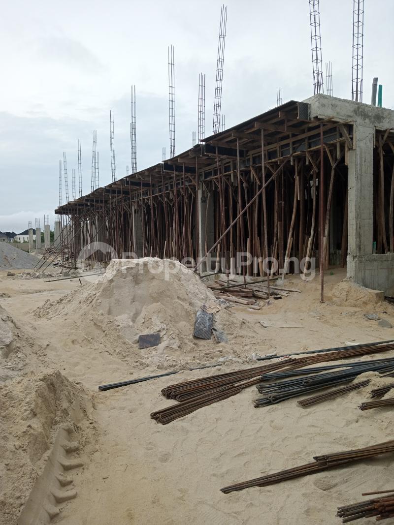 4 bedroom Terraced Duplex for sale Bridge Estate Before Chevron Tollgate. chevron Lekki Lagos - 5