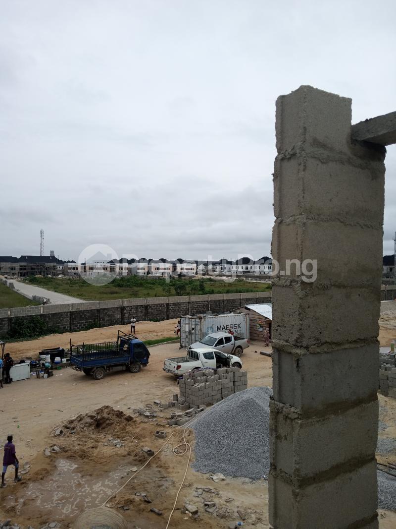 4 bedroom Terraced Duplex for sale Bridge Estate Before Chevron Tollgate. chevron Lekki Lagos - 8