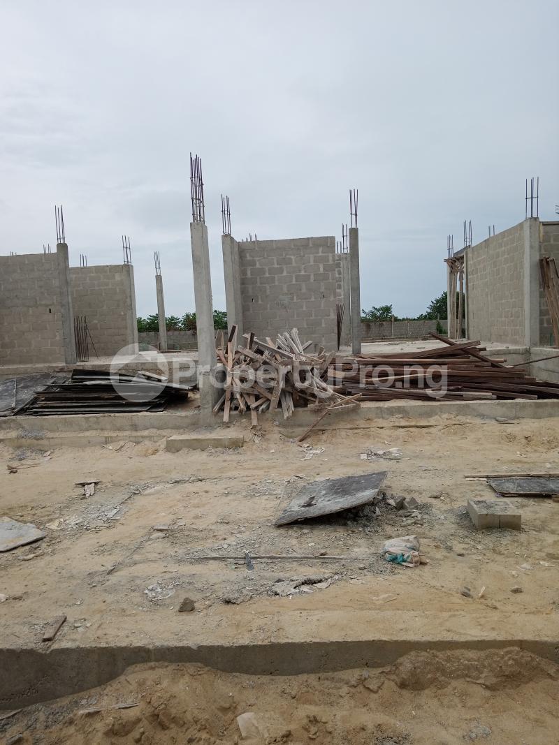 4 bedroom Terraced Duplex for sale Bridge Estate Before Chevron Tollgate. chevron Lekki Lagos - 6