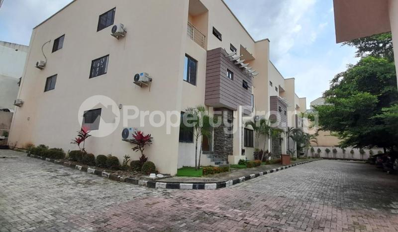 4 bedroom Semi Detached Duplex for rent Guzape Guzape Abuja - 0