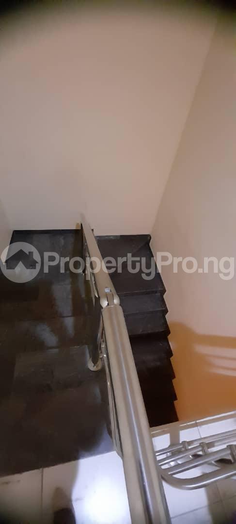 4 bedroom Semi Detached Duplex for rent Guzape Guzape Abuja - 1