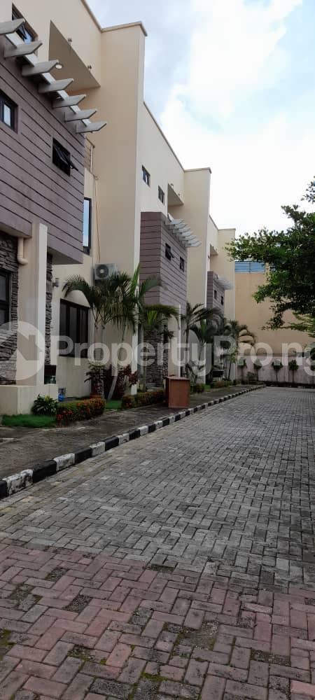 4 bedroom Semi Detached Duplex for rent Guzape Guzape Abuja - 5