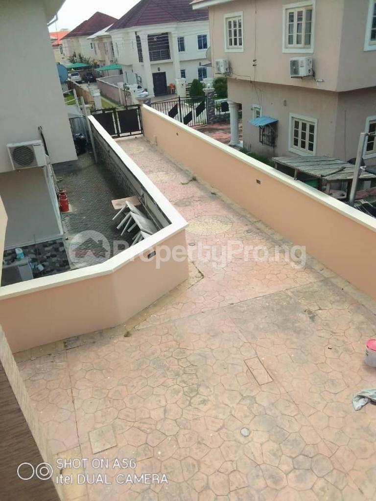 House for sale Beside Novare Mall Shoprite Sangotedo Crown Estate Ajah Lagos - 2