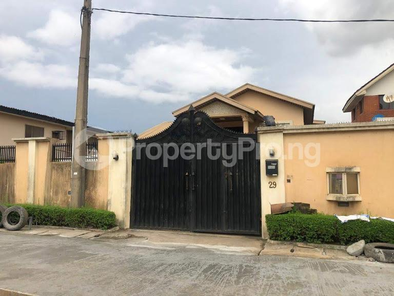 5 bedroom Detached Duplex House for sale Medina estate, gbagada Medina Gbagada Lagos - 18
