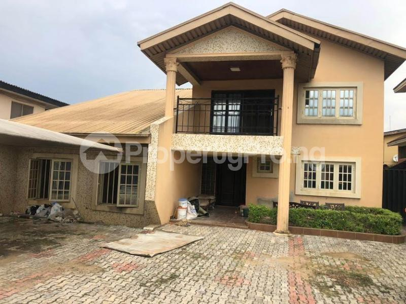 5 bedroom Detached Duplex House for sale Medina estate, gbagada Medina Gbagada Lagos - 14