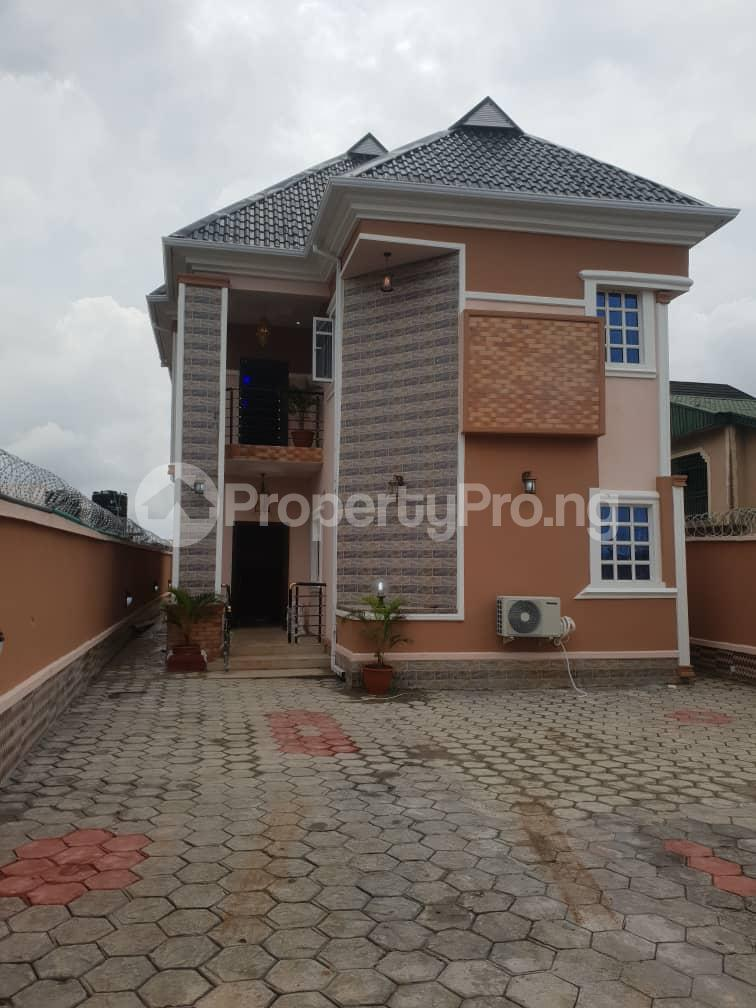 5 bedroom Detached Duplex House for sale Onitire Abaranje Ikotun Lagos Abaranje Ikotun/Igando Lagos - 0