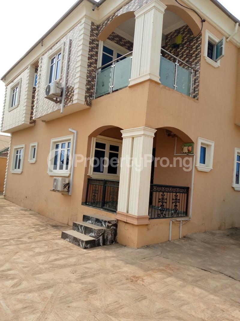 2 bedroom House for shortlet Ado Quarters, Oloruntedo Estate/elewure Axis Off Akala Express Akala Express Ibadan Oyo - 11