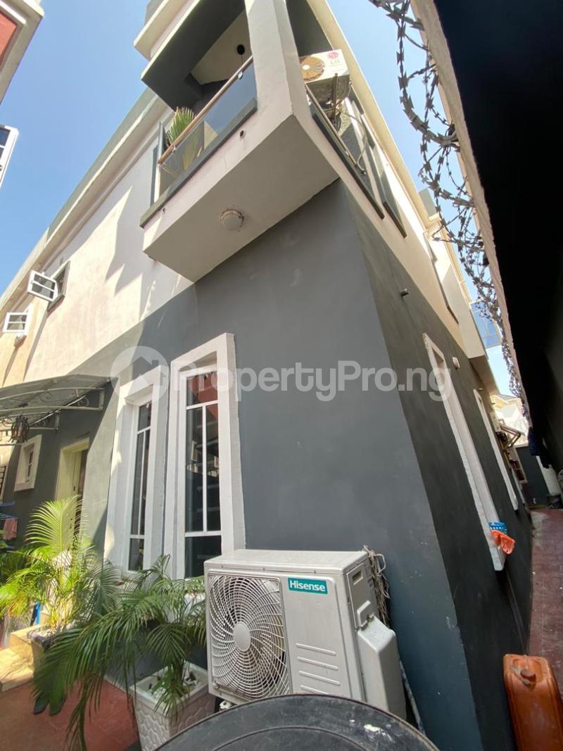 3 bedroom Semi Detached Duplex for sale By Chevron Toll Gate Lekki Lagos - 0