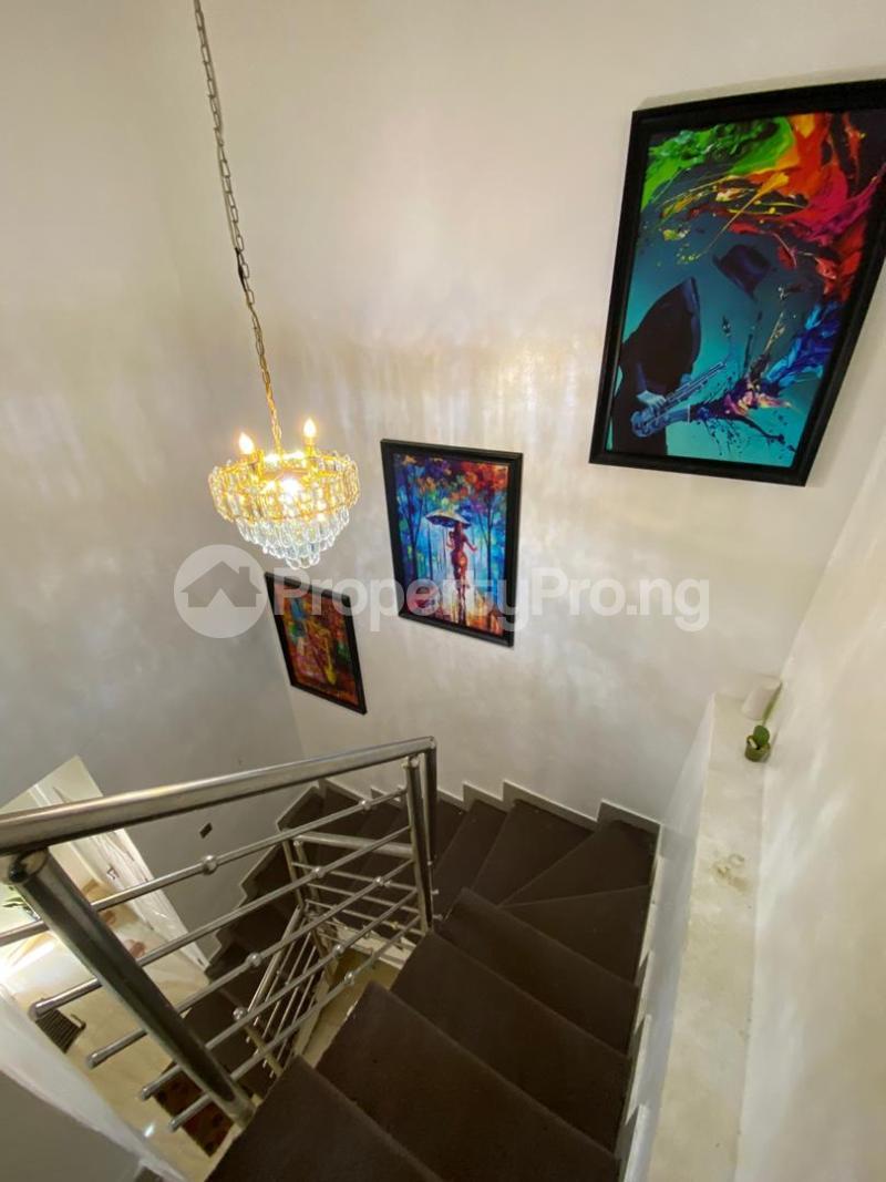 3 bedroom Semi Detached Duplex for sale By Chevron Toll Gate Lekki Lagos - 4