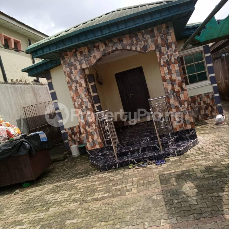 4 bedroom Detached Bungalow House for sale Off ile iwe meiran Abule Egba Abule Egba Lagos - 2