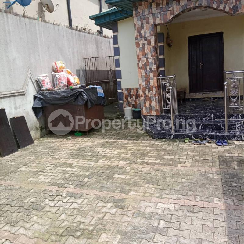 4 bedroom Detached Bungalow House for sale Off ile iwe meiran Abule Egba Abule Egba Lagos - 0