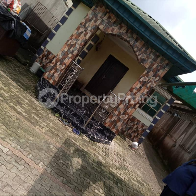4 bedroom Detached Bungalow House for sale Off ile iwe meiran Abule Egba Abule Egba Lagos - 4