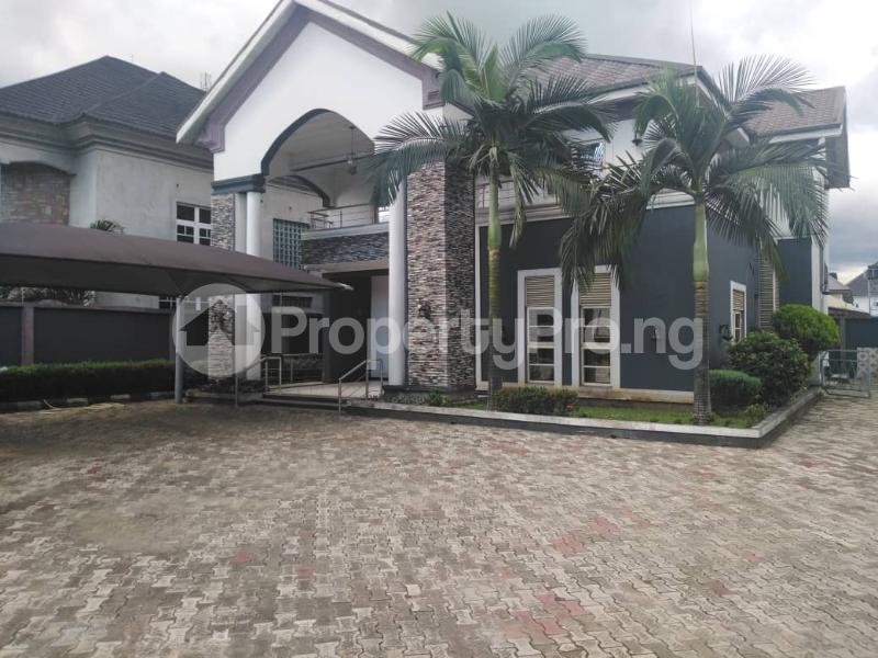 5 bedroom Detached Duplex House for sale Luxury home for sale at NTA road Magbuoba Port Harcourt Rivers - 4