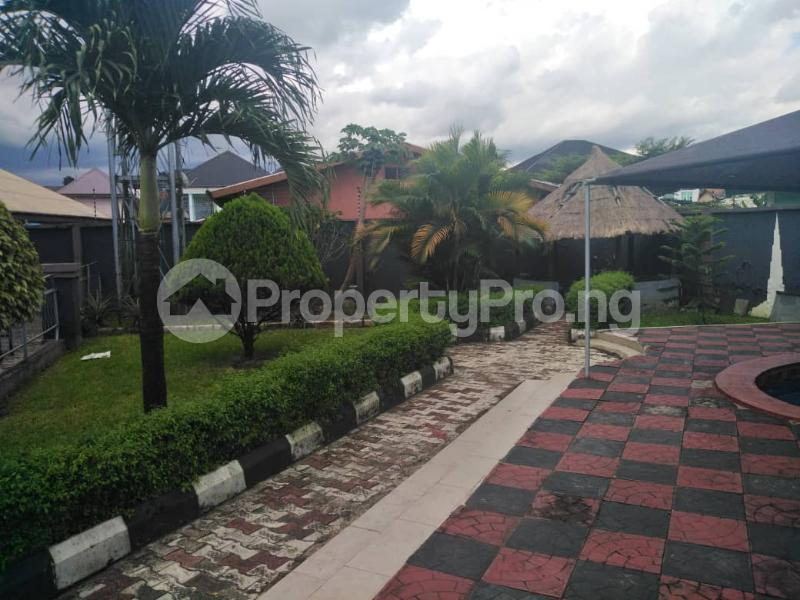 5 bedroom Detached Duplex House for sale Luxury home for sale at NTA road Magbuoba Port Harcourt Rivers - 1