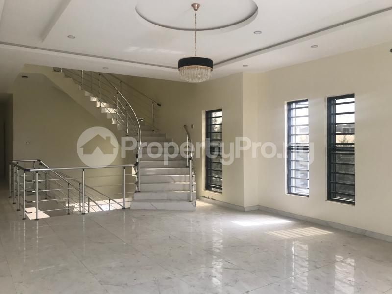 5 bedroom House for sale chevron Lekki Lagos - 5