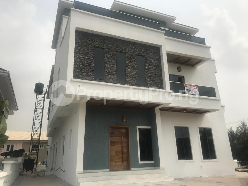 5 bedroom House for sale chevron Lekki Lagos - 16