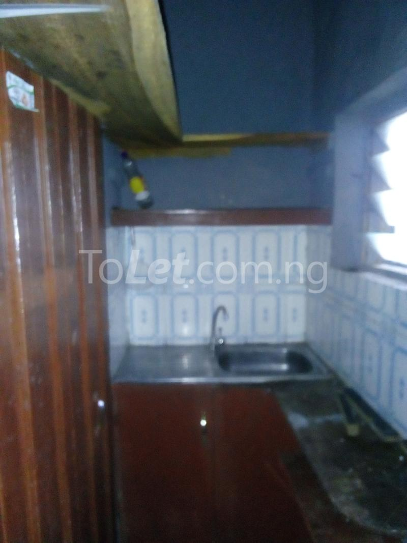 1 bedroom mini flat  Mini flat Flat / Apartment for rent Dideolu estate Ogba Bus-stop Ogba Lagos - 10