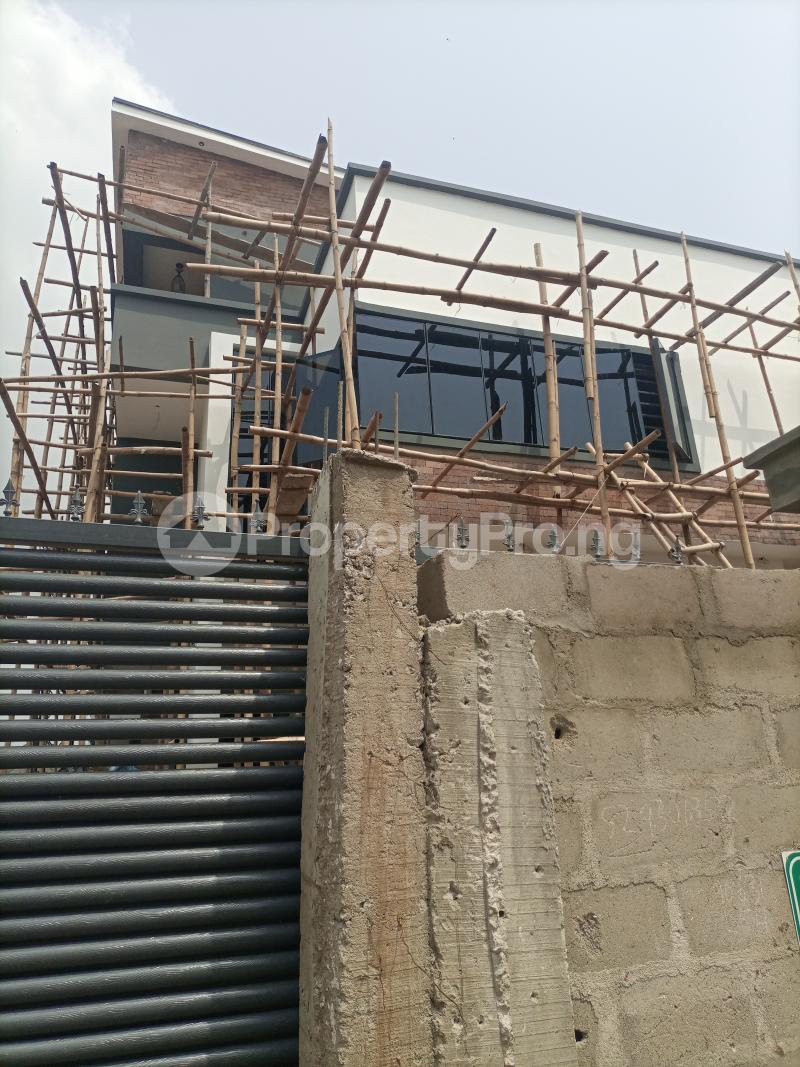 1 bedroom mini flat  Flat / Apartment for rent Market square Ago palace Okota Lagos - 0
