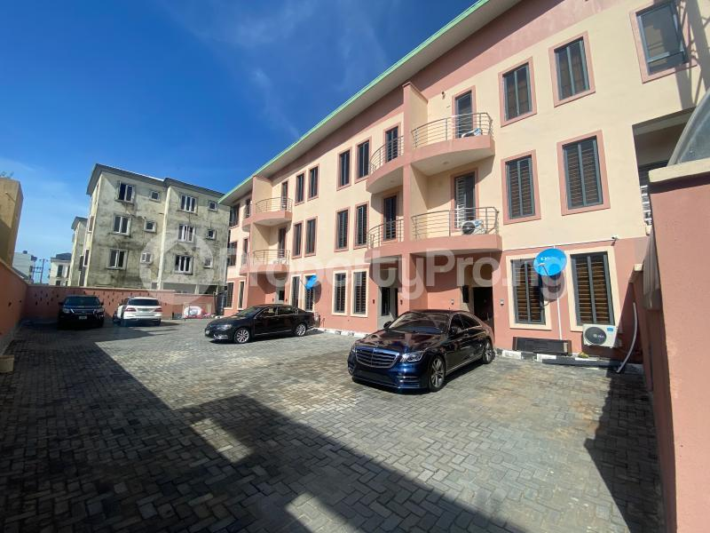 4 bedroom Terraced Duplex House for rent - ONIRU Victoria Island Lagos - 22
