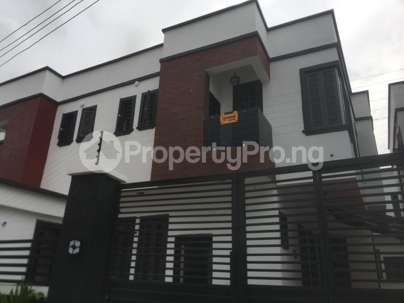 4 bedroom Semi Detached Duplex for rent Lekki Conservation Center Opposite Chevron Lekki Phase 1 Lekki Lagos - 0