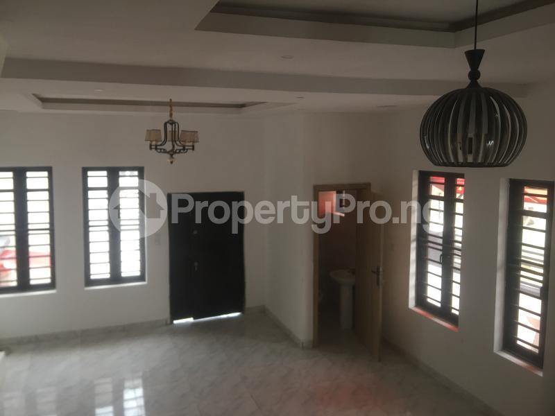 4 bedroom Semi Detached Duplex for rent Lekki Conservation Center Opposite Chevron Lekki Phase 1 Lekki Lagos - 5