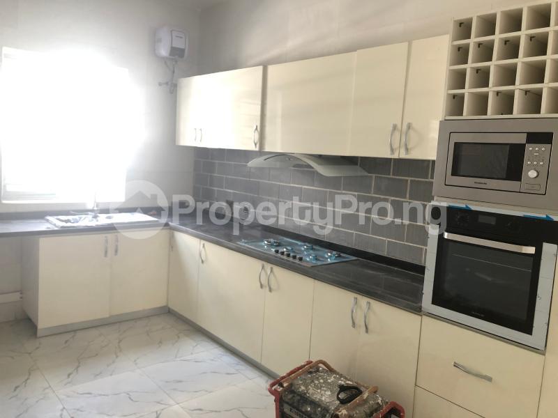 4 bedroom Detached Duplex House for sale Alternative route  chevron Lekki Lagos - 2