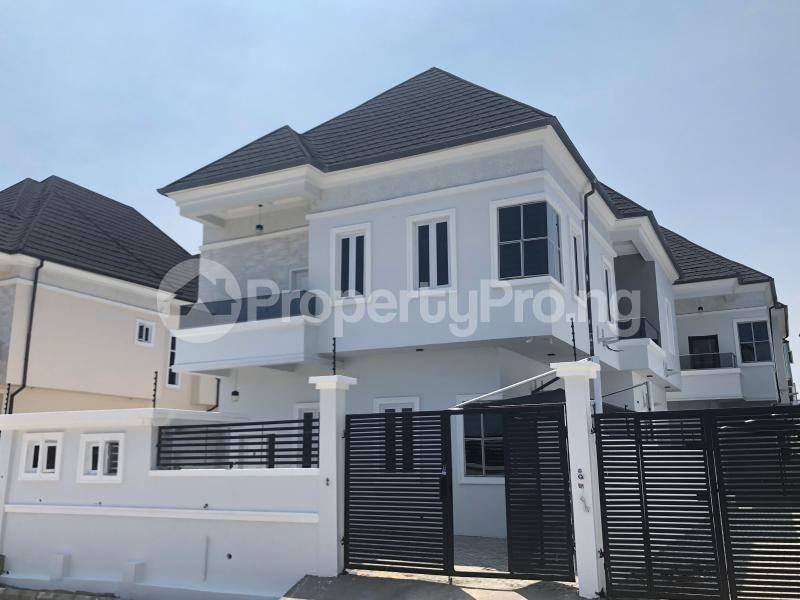 4 bedroom Detached Duplex House for sale Alternative route  chevron Lekki Lagos - 15
