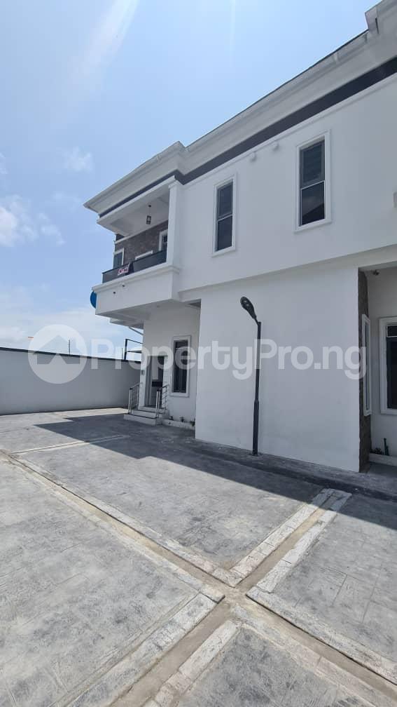 4 bedroom Semi Detached Duplex House for sale Near Oral Estate, CHEVRON 2nd Toll Gate, Lekki Lekki Phase 2 Lekki Lagos - 33