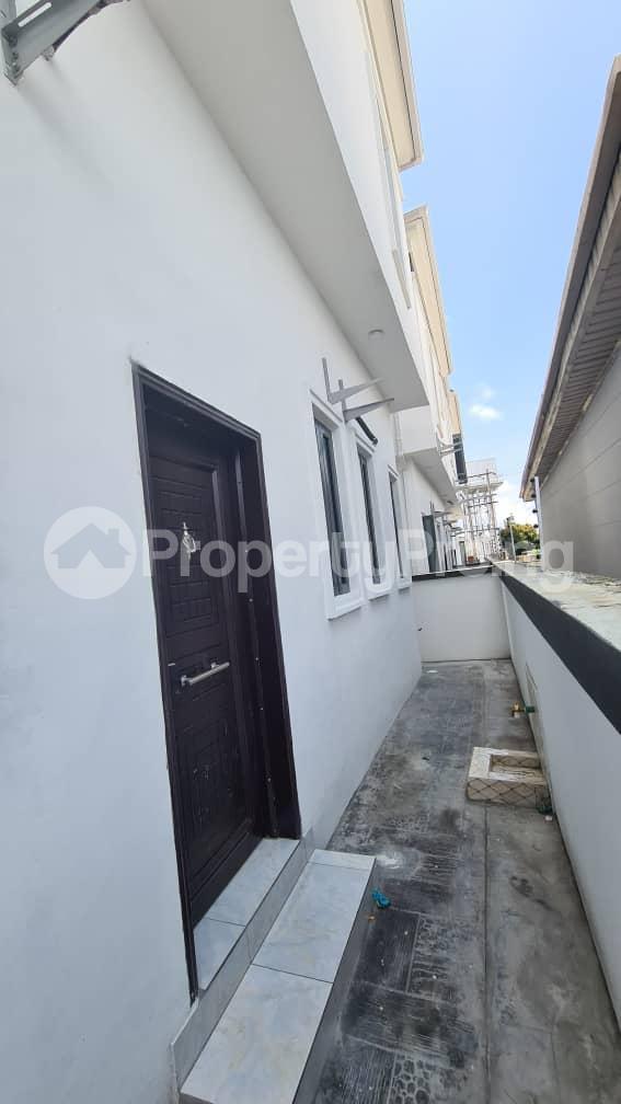 4 bedroom Semi Detached Duplex House for sale Near Oral Estate, CHEVRON 2nd Toll Gate, Lekki Lekki Phase 2 Lekki Lagos - 39