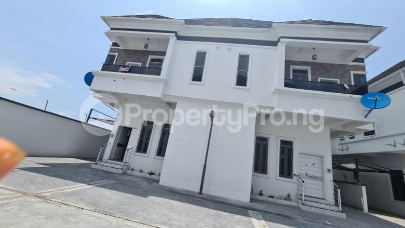 4 bedroom Semi Detached Duplex House for sale Near Oral Estate, CHEVRON 2nd Toll Gate, Lekki Lekki Phase 2 Lekki Lagos - 31