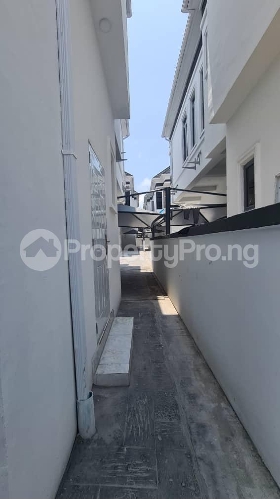 4 bedroom Semi Detached Duplex House for sale Near Oral Estate, CHEVRON 2nd Toll Gate, Lekki Lekki Phase 2 Lekki Lagos - 56