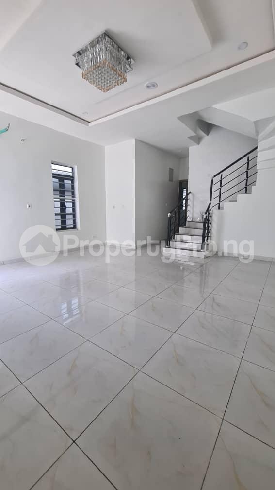 4 bedroom Semi Detached Duplex House for sale Near Oral Estate, CHEVRON 2nd Toll Gate, Lekki Lekki Phase 2 Lekki Lagos - 2