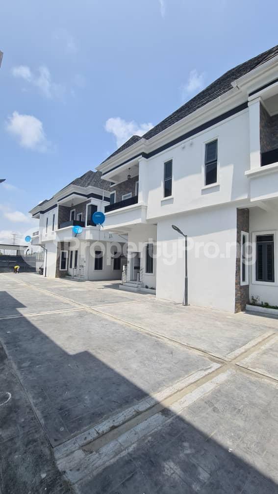 4 bedroom Semi Detached Duplex House for sale Near Oral Estate, CHEVRON 2nd Toll Gate, Lekki Lekki Phase 2 Lekki Lagos - 18