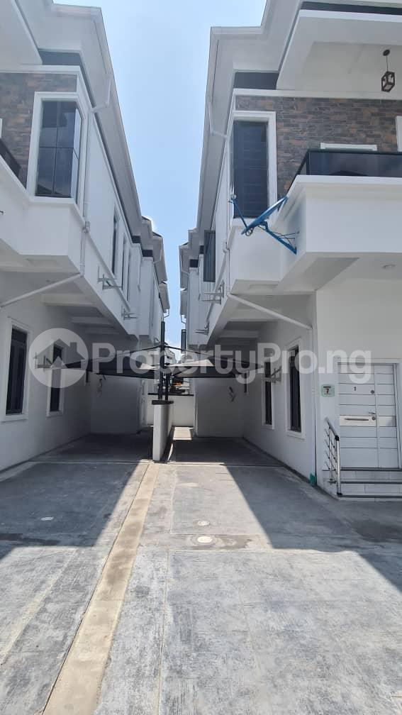 4 bedroom Semi Detached Duplex House for sale Near Oral Estate, CHEVRON 2nd Toll Gate, Lekki Lekki Phase 2 Lekki Lagos - 52